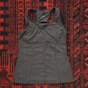 Charcoal Gray Athleta Tank